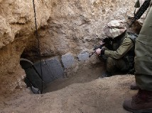 Los túneles de la discordia entre Gaza e Israel