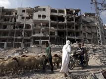Pausa de tres días sin combates entre Israel y Gaza