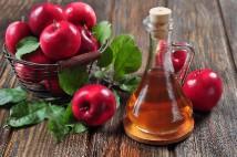 Vinagre sidra de manzana para bajar de peso