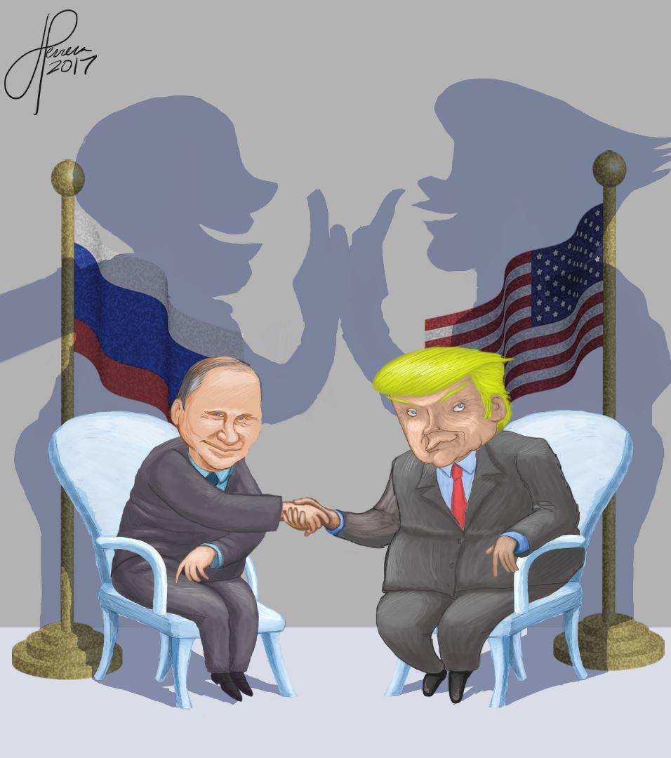 Intriga la trama rusa