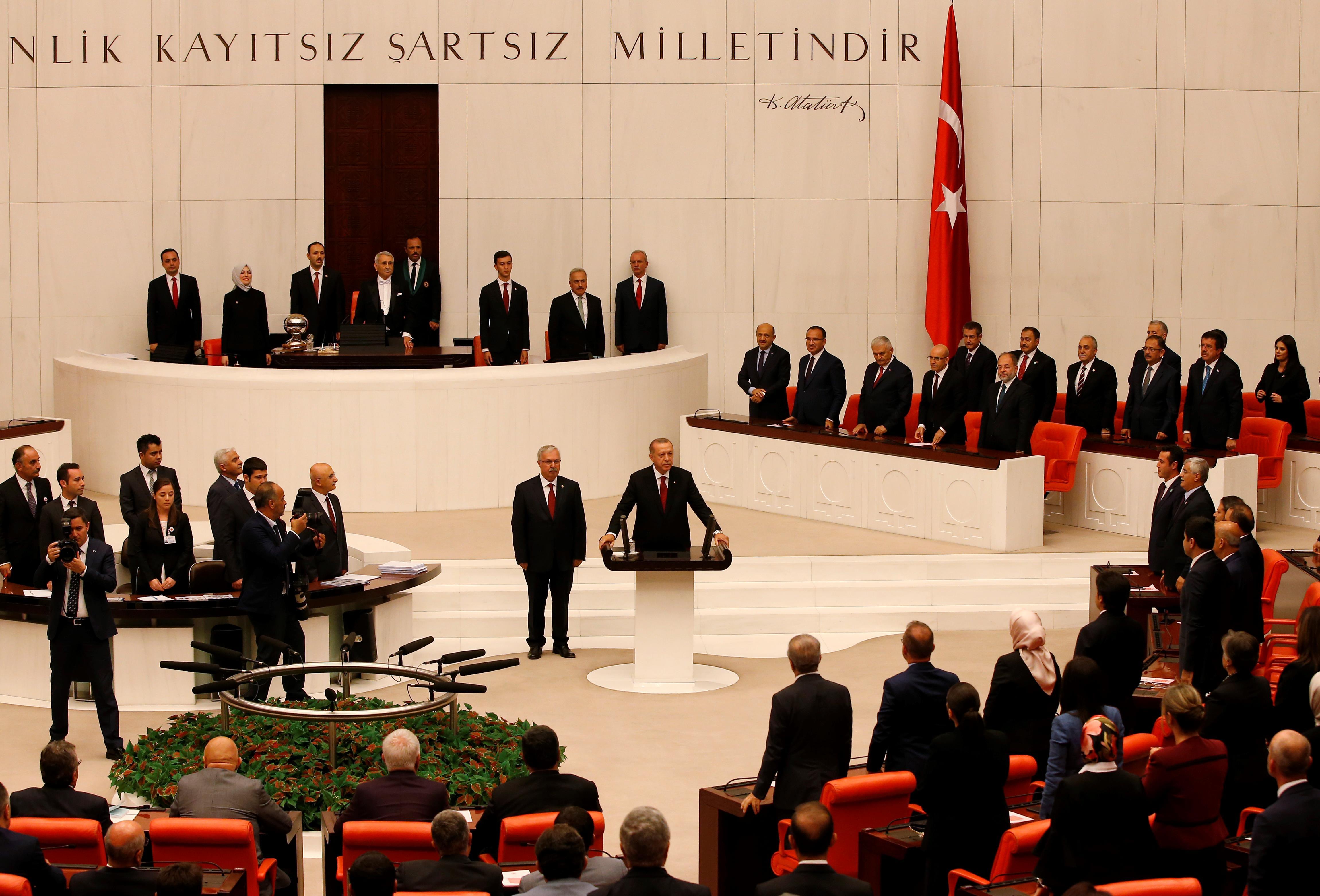 Poder turco