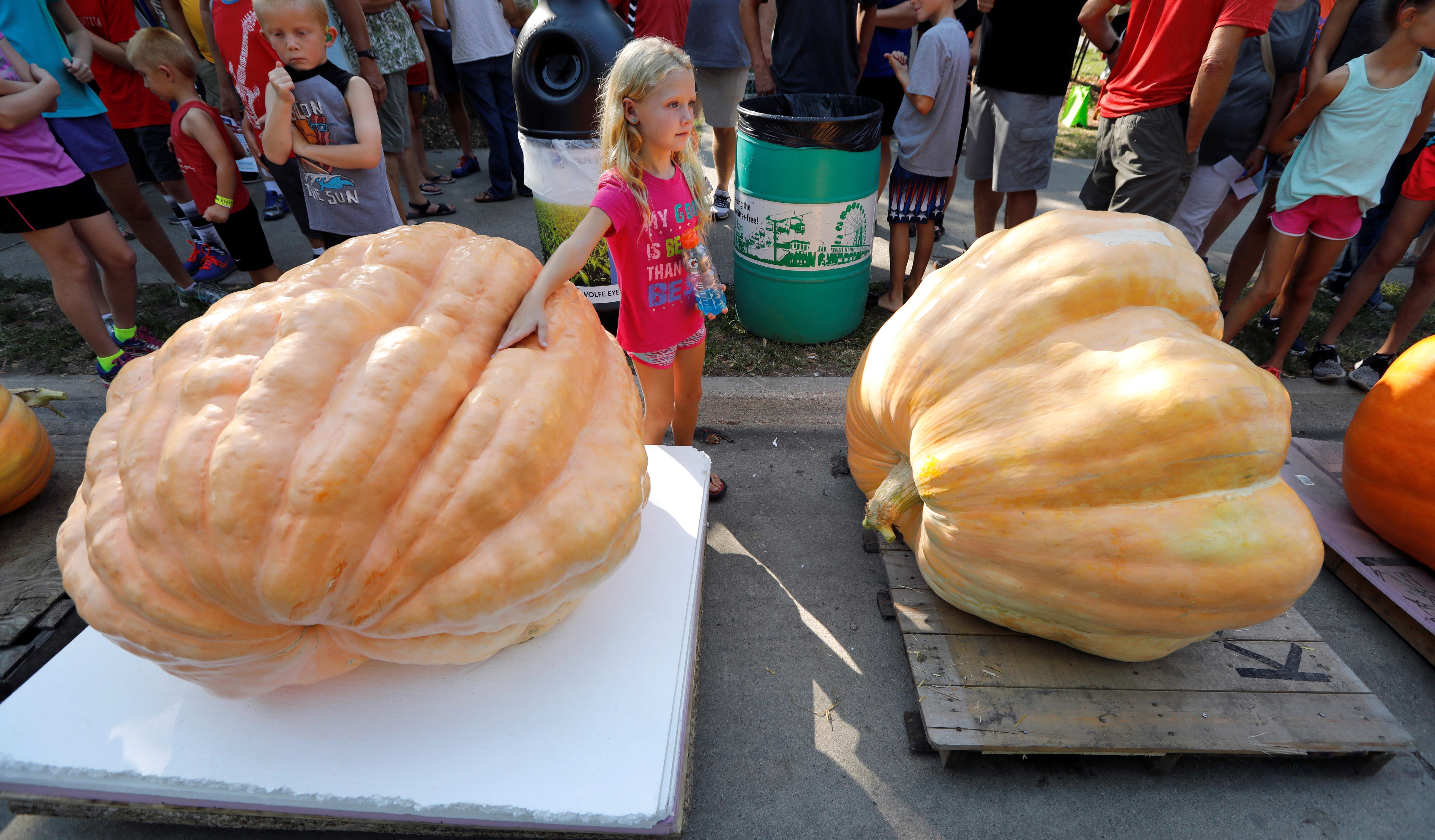 Feria en Iowa