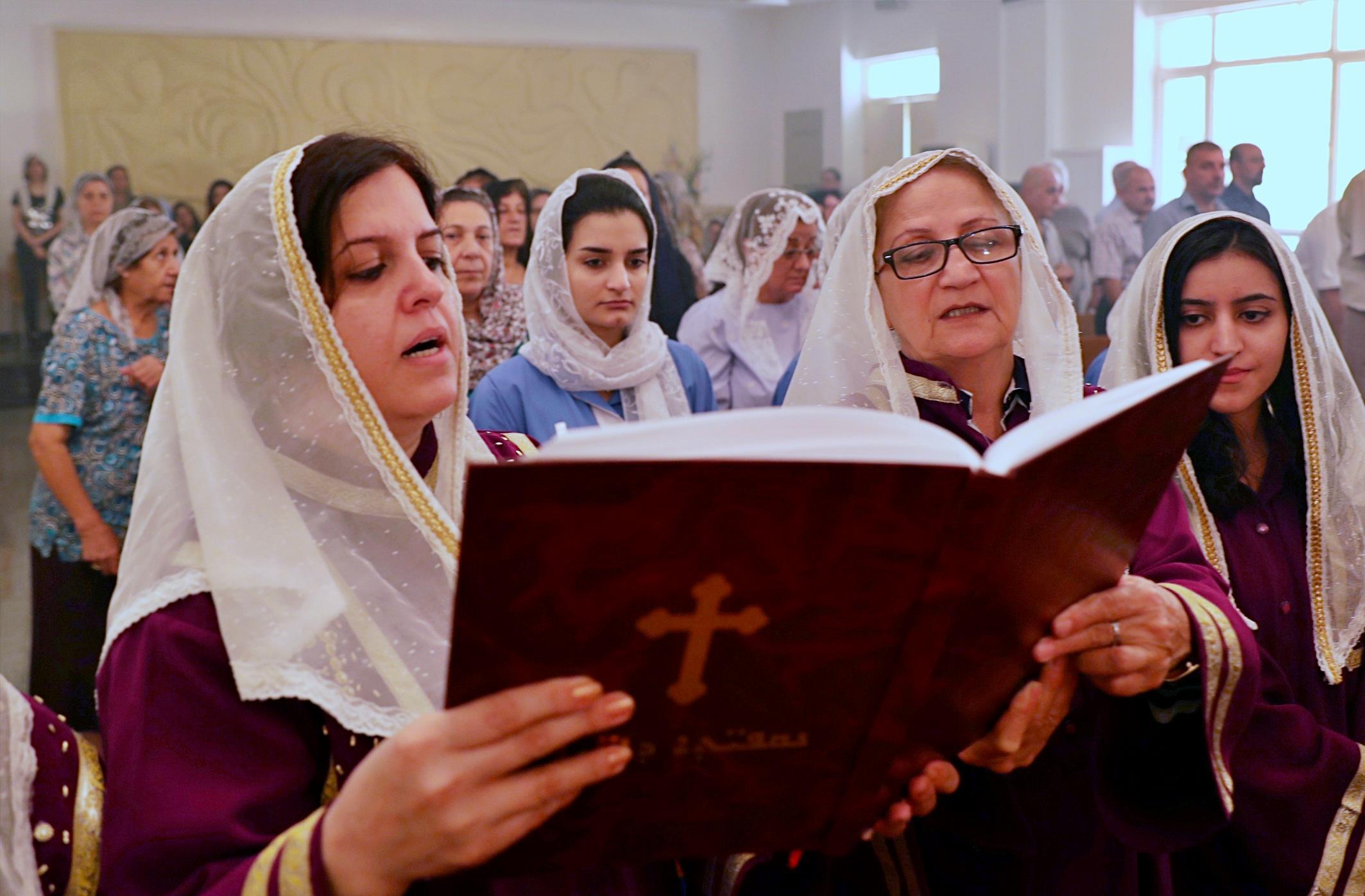 Misa iraquí
