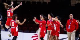 Puerto Rico sube un puesto en el escalafón mundial femenino de la FIBA