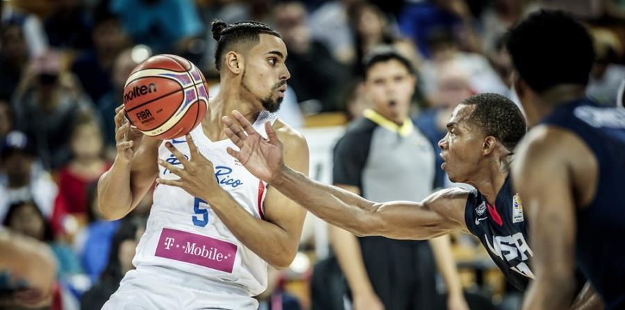 Gian Clavell será uno de los jugadores activos en los entrenamientos del Equipo Nacional. (Suminsitrada / FIBA) (horizontal-x3)