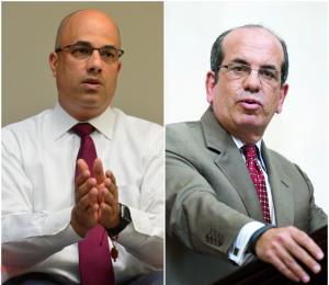 Ferrer y Acevedo Vilá intercambian críticas por Twitter