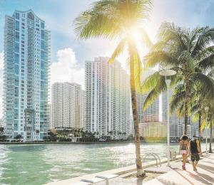 10 hoteles ideales para descansar en Miami Beach