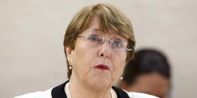 La televisión venezolana corta el discurso de Bachelet mientras denunciaba torturas y violaciones