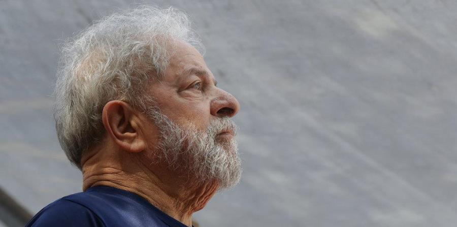 Lula da Silva dirige su campaña presidencial desde la cárcel (horizontal-x3)