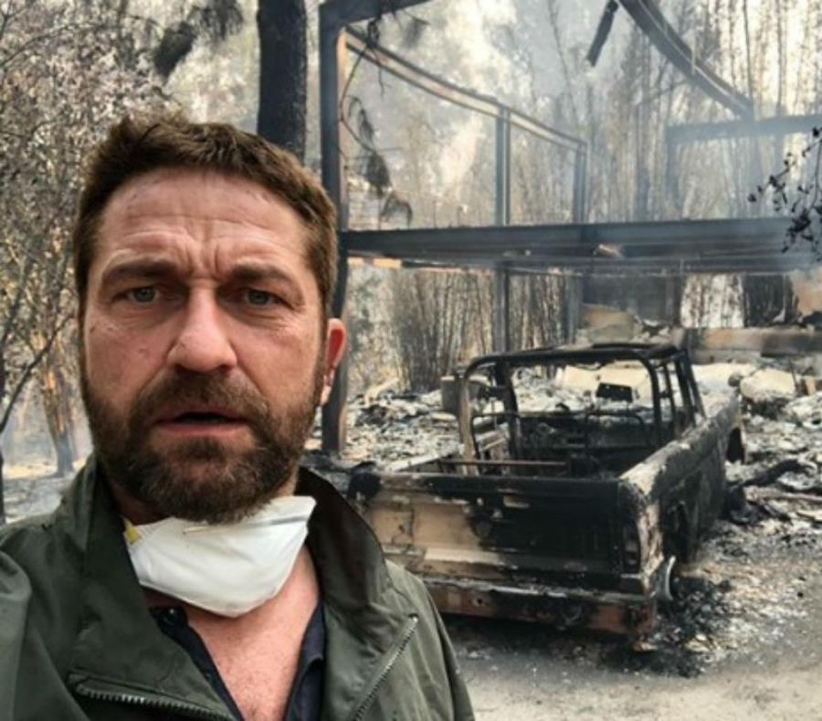 En la foto el actor Gerard Butler (semisquare-x3)