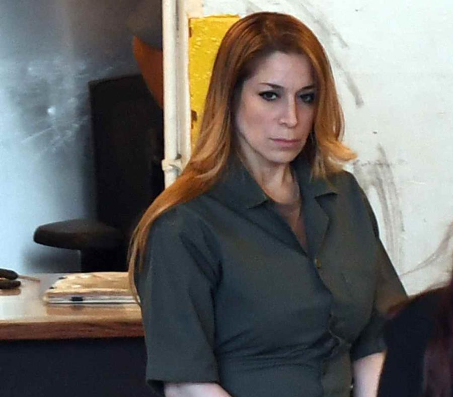 Áurea Vázquez Rijos está acusada de conspirar para asesinar a su esposo. (GFR Media) (semisquare-x3)