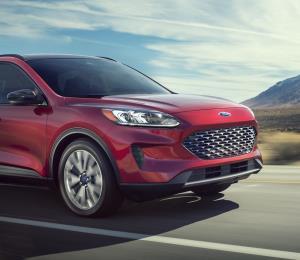 Ford propulsa la nueva Escape con tecnología híbrida