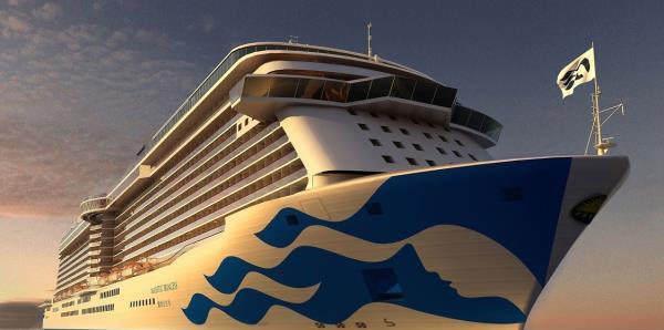 Un tercer crucero con pasajeros enfermos se dirige a Florida