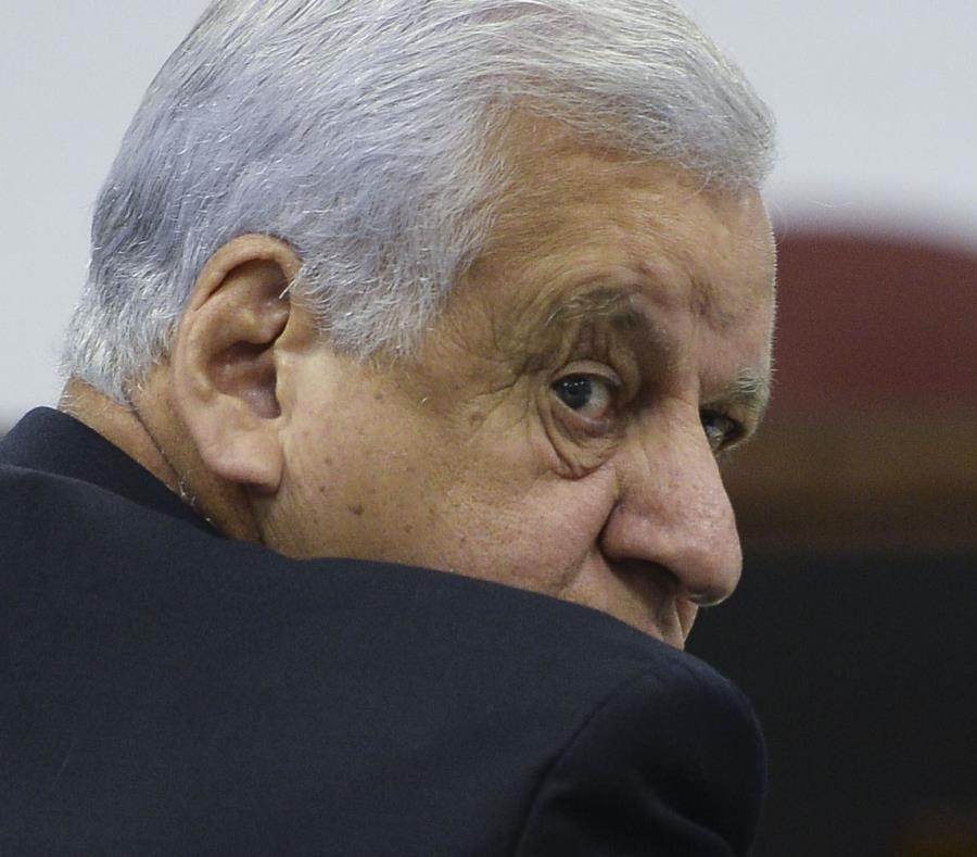 Héctor O'Neill en el tribunal el pasado febrero. (GFR Media) (semisquare-x3)