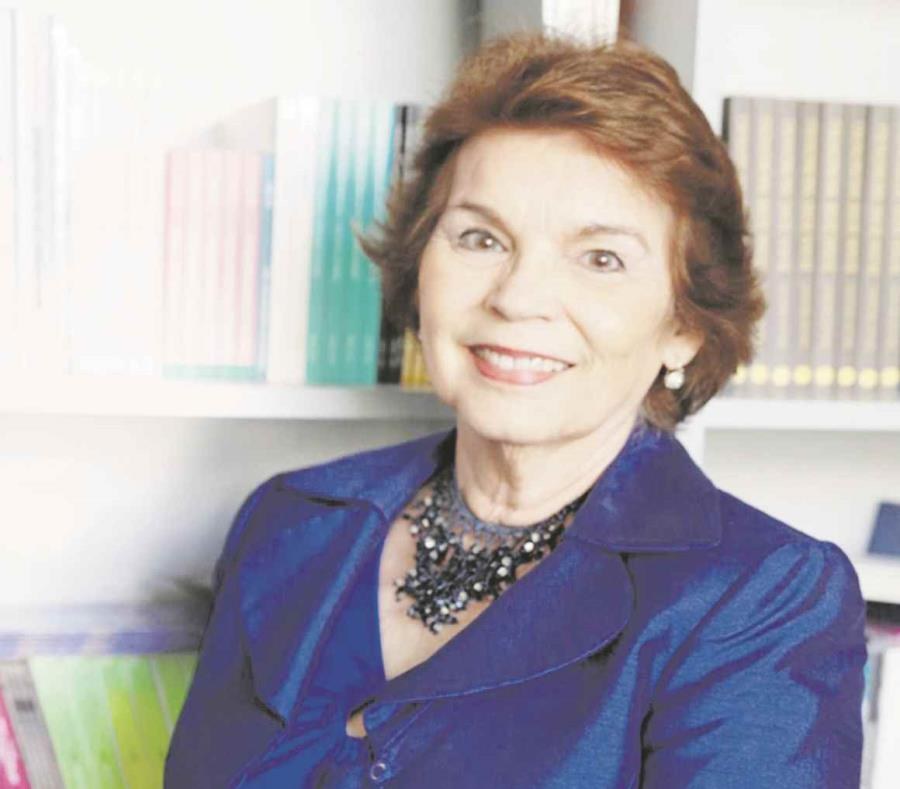 La socióloga y economista Marcia Rivera Hernández (semisquare-x3)