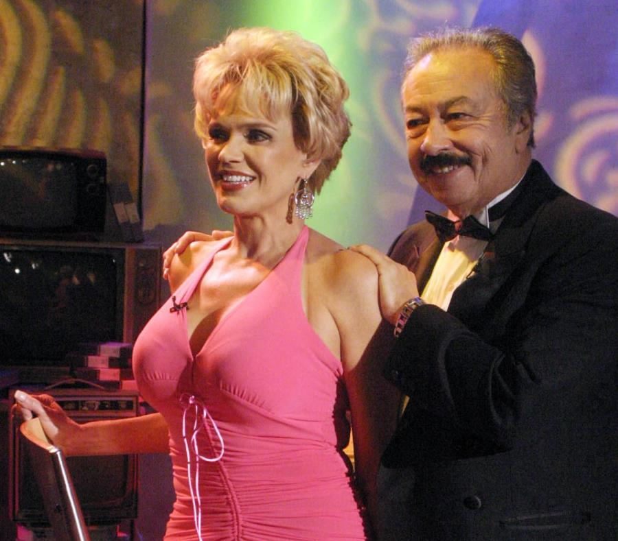Charytín tuvo un largo y estable matrimonio con el puertorriqueño Elín Ortiz. (GFR Media) (semisquare-x3)