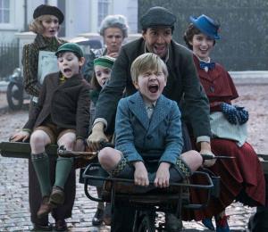 "Disney publica el tráiler de ""Mary Poppins Returns"""