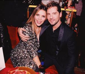 Así fue el baby shower de Rosanna Zanetti, la esposa de David Bisbal
