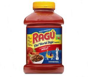 Retiran algunas salsas Ragú por posible contaminación con plástico