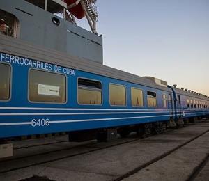 Ponen a funcionar nuevos trenes en Cuba