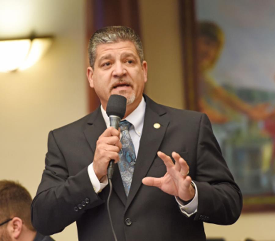De ser seleccionado, Bob Cortés se convertiría en el primer boricua vicegobernador en este estado. (Captura / www.myfloridahouse.gov) (semisquare-x3)