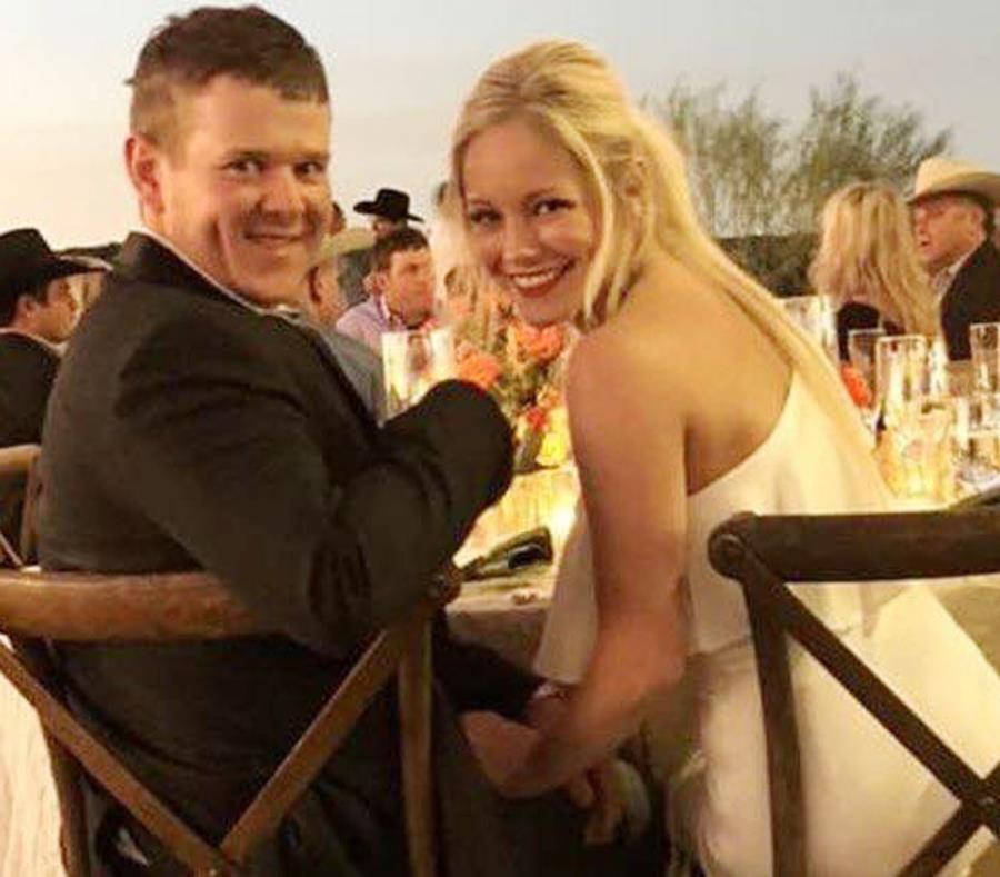 Una pareja muere poco después de celebrar su boda en Texas