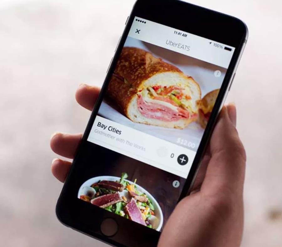 Mañana inicia el servicio de entrega de comidas preparadas Uber Eats. (semisquare-x3)
