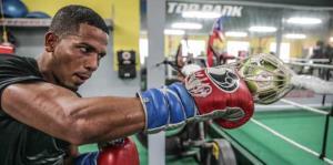 """A punto de oficializarse la próxima pelea de Félix """"El Diamante"""" Verdejo"""