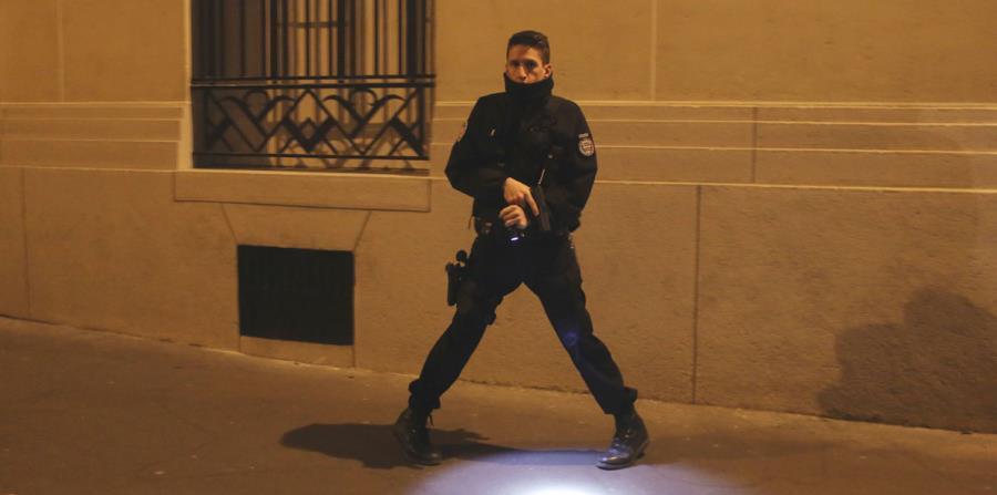 La fiscalía antiterrorista se hizo cargo de la investigación porque se sospecha que el agresor tenía lazos con el extremismo islámico (horizontal-x3)