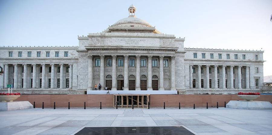 La ceremonia se realizará en el Capitolio de Puerto Rico. (horizontal-x3)