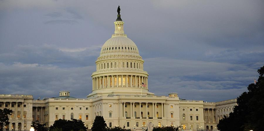 """""""Tenemos andado la mitad del camino"""", dijo la comisionada residente en Washington, Jenniffer González, al anunciar el acuerdo entre la Casa Blanca y el Congreso. (horizontal-x3)"""