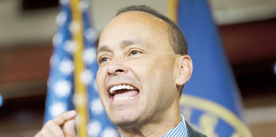 Luis Gutiérrez sostuvo que mientras el gobernador Ricardo Rosselló se identifica con los demócratas, se opone a valores que defiende ese partido. (horizontal-x3)