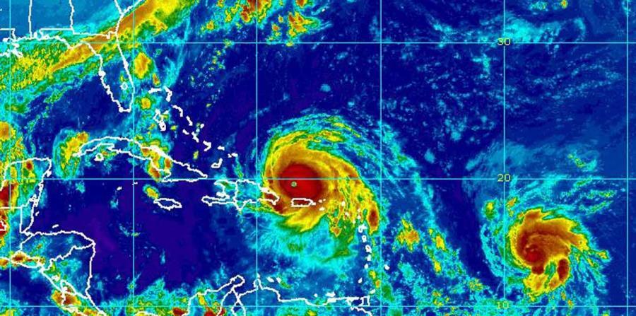 El huracán Irma lleva horas moviéndose a unas 16 mph, en dirección oeste noroeste. (horizontal-x3)
