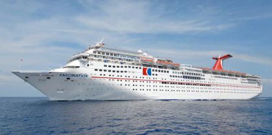 La Administración Federal de Manejo de Emergencia (FEMA) rentó el crucero para acomodar a su personal ante la poca disponibilidad de cuartos de hotel que hay en el país luego del azote del huracán María. (horizontal-x3)