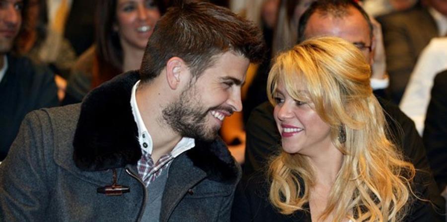 Shakira y Gerard Piqué tienen dos hijos. (GFR Media) (horizontal-x3)