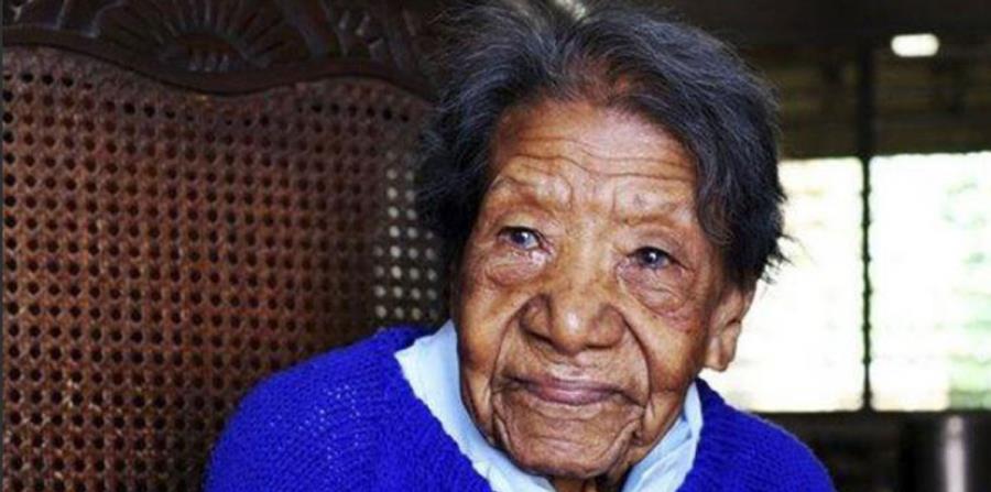 La cienfueguera María Emilia Quesada Blanco siempre dijo que el secreto de su larga vida era su fe religiosa (horizontal-x3)