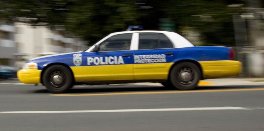 El Cuerpo de Investigación Criminal (CIC) de Bayamón se hizo cargo de la pesquisa. (horizontal-x3)