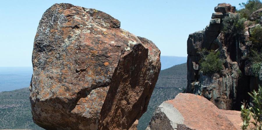 Imagen de una enorme roca. (GFR Media) (horizontal-x3)