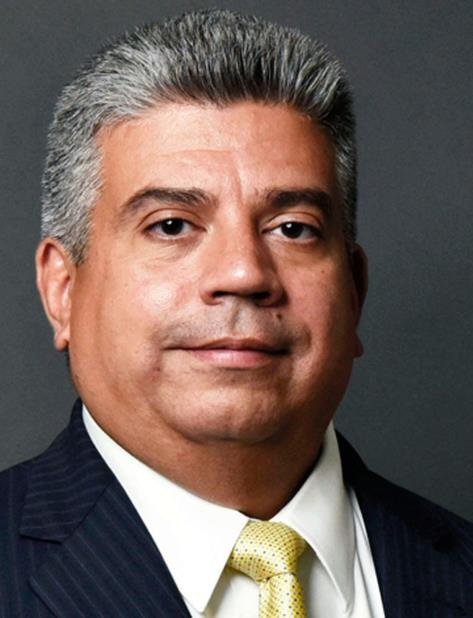 Eric González, de 48 años, ocupa el puesto de forma interina, pero lo asumió tras la muerte en octubre de 2016 de Ken Thompson, quien le había nombrado como número dos de esa oficina. (vertical-x1)
