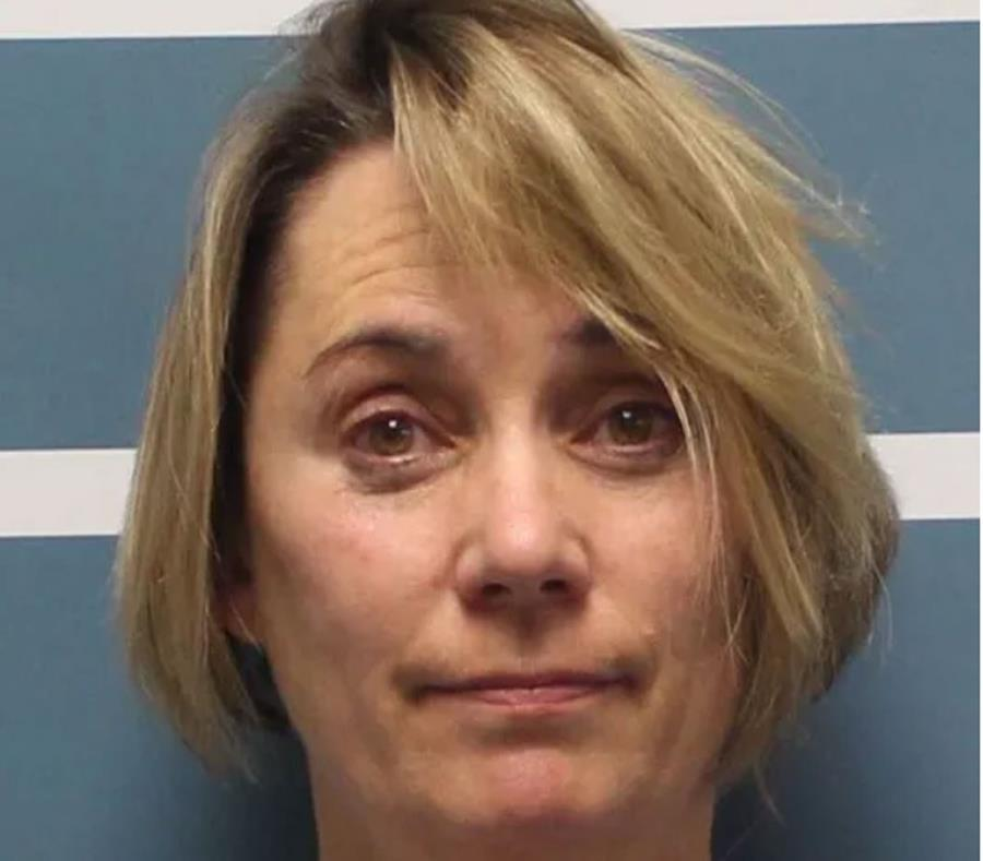 La maestra Margaret Gieszinger fue detenida el miércoles (semisquare-x3)