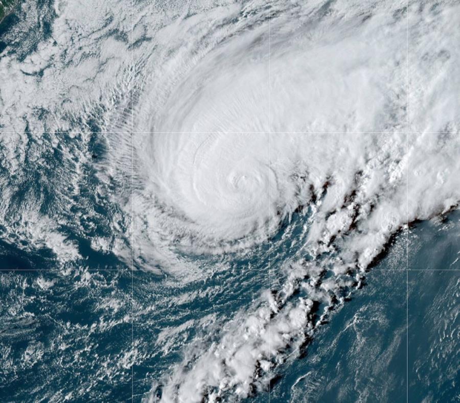Resultado de imagen para huracán humberto