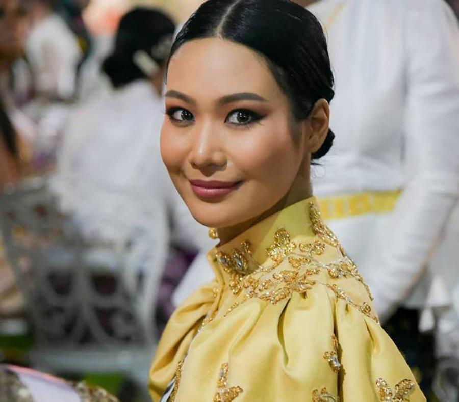 Sophida Kancharin, Miss Universe Tailandia 2018. (semisquare-x3)