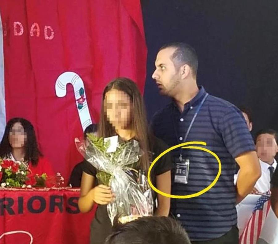 El  activista novoprogresista Isoel Sánchez Santiago habría asistido  a actividades oficiales de la Legislatura con una identificación del Senado, a pesar de que era contratista de la Cámara (semisquare-x3)