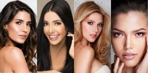 Estas son las 90 candidatas a Miss Universe 2019