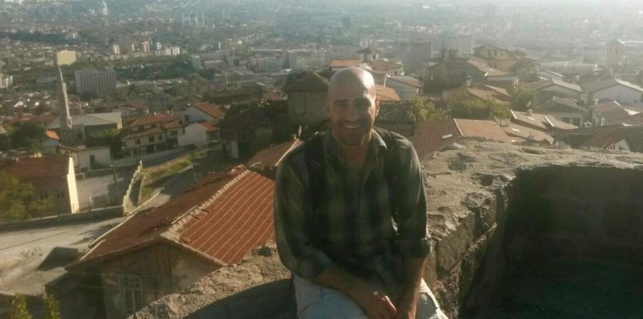 Daniel Irizarry trabaja como Asistente de cátedra visitante para el Departamento de Música y Artes Performativas de la Universidad de Bilkent, en Turquía. (Suministrada)