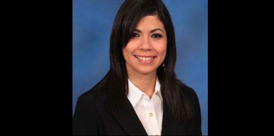 Nicole Ortiz Rodríguez fue seleccionada entre solo tres nominados, provenientes de Estados Unidos. (Suministrada / Oficina de Prensa RUM)