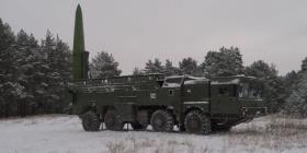 Rusia muestra como nunca antes su sistema de misiles Iskander