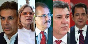 Los candidatos populares se comprometen con Josian Santiago a defender los municipios