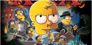 """""""The Simpsons"""" parodiarán a """"Stranger Things"""" y """"The Shape of Water"""" en su especial de terror"""