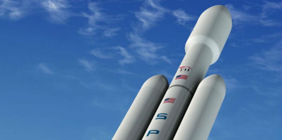 La compañía de Elon Musk ha estado trabajando en sus cohetes reutilizables, algo que podría ser la clave en estos viajes. (SpaceX) (horizontal-x3)